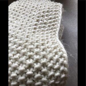 Zara oversized scarf